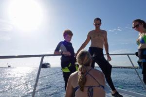 joshua palinkas scuba dive boat